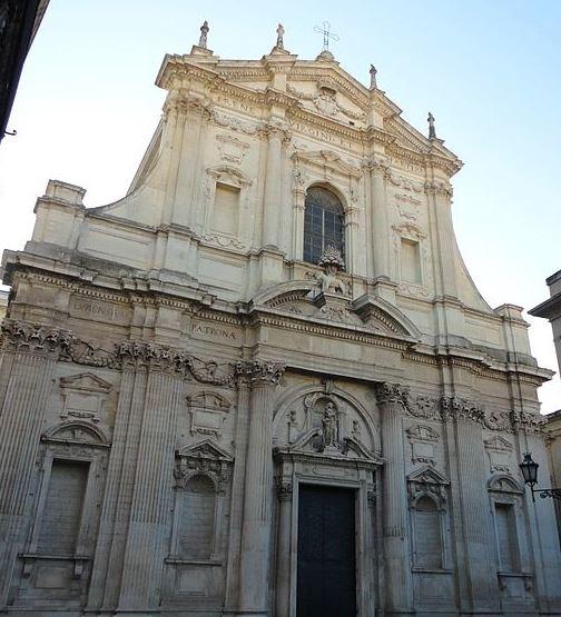 Risultati immagini per chiesa di Sant'Irene dei Teatini Lecce